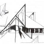 John Scott's Sketch, 1958