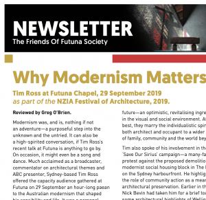Oct 2019 newsletter